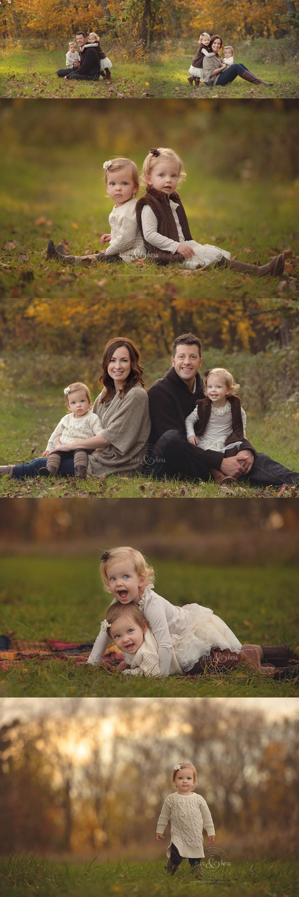 Family Picture Ideas Fall Dog