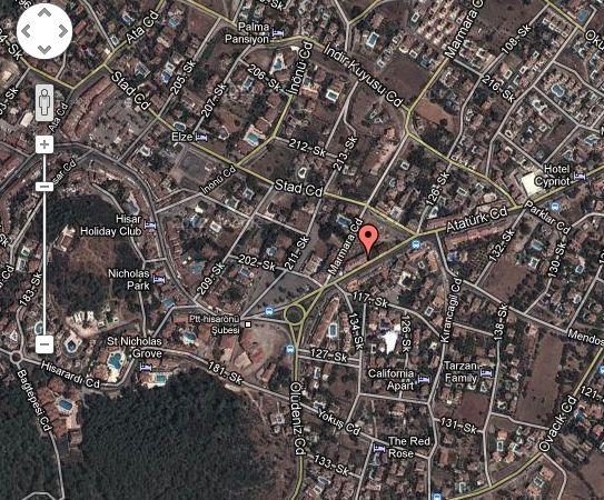 dr tolga map