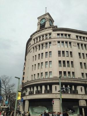 和光の時計台