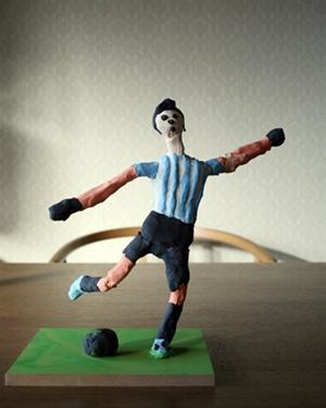 長男作 アルゼンチン代表
