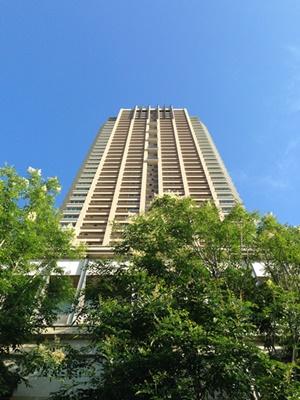 超高層ビル!