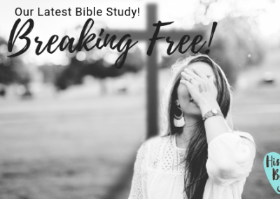 Join us for Breaking Free