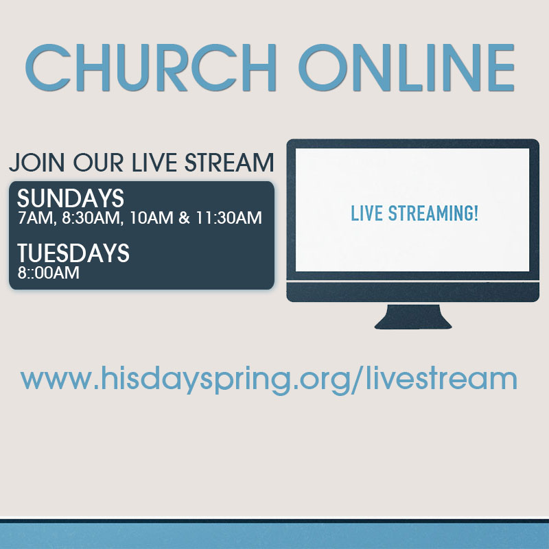Dayspring Ministries International Live Stream