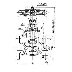 Marine Bronze Globe Valve JIS F7301 Supplier, China JIS