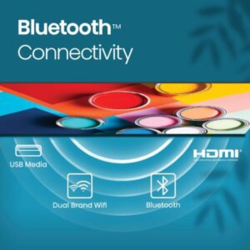 Bluetooth connectivity