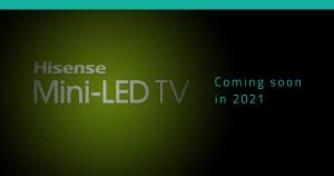Hisense Mini-LED TV Blog Header Images