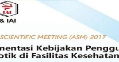 Annual Scientific Meeting (ASM) 2017