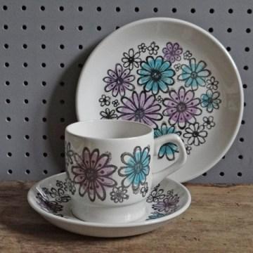 Biltons floral trios