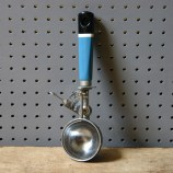 Blue vintage Nutbrown ice cream scoop | H is for Home