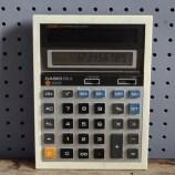 Casio calculator DS-2