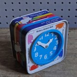 Chad Valley clock tin