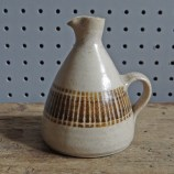 Small earthernware jug