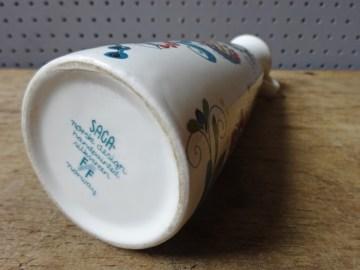 Vintage Figgjo Flint Saga jug | H is for Home
