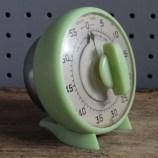 green Smiths egg timer