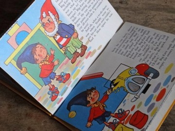 Noddy pop-up book