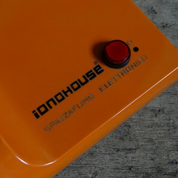 Orange Ionohouse room ioniser
