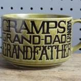 soup mug with handle