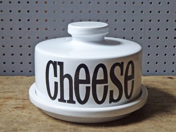 Vintage T G Green cheese dome | H is for Home