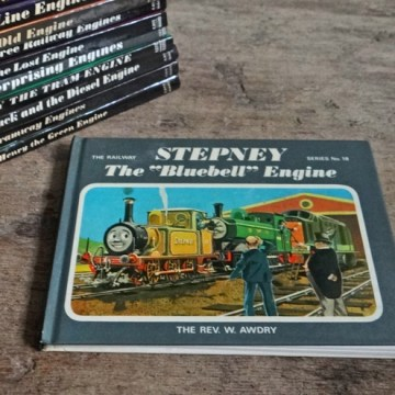 Tank Engine children's books