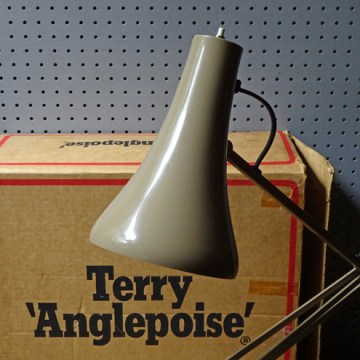 Vintage Terry Anglepoise model 90 | H is for Home