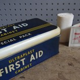 Ultraplast first aid cabinet