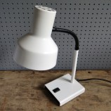 white 99 Anglepoise desk lamp