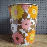 Worcesterware waste paper bin