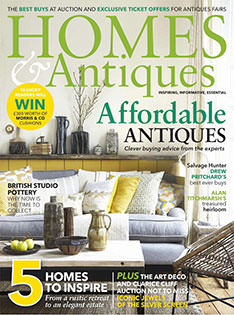 Homes and Antiques magazine subscription