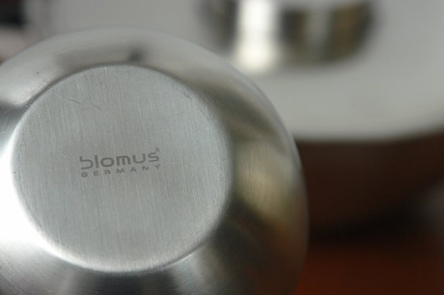 Blomus Germany base mark | H is for Home