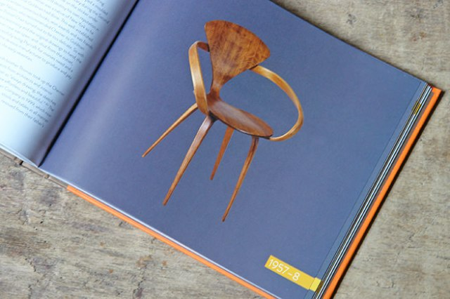 Cherner Armchair designed by Norman Cherner for Plycraft