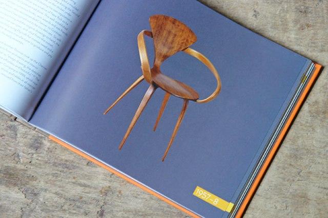 Cherner Armchair designed by Norman Cherner for Plycraft