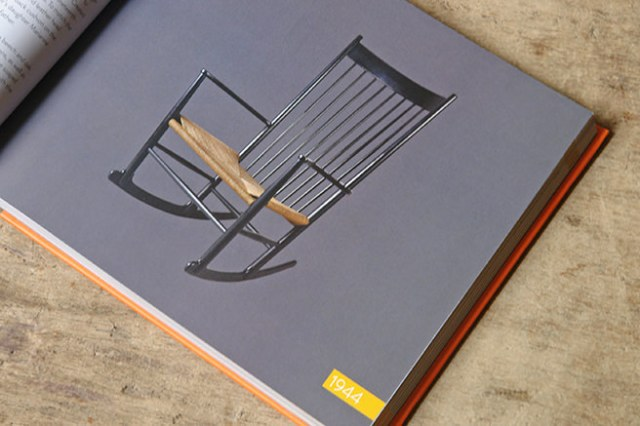 J16 chair designed by Hans Wegner
