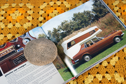 page in My Cool Campervan featuring a Ginetta car camper