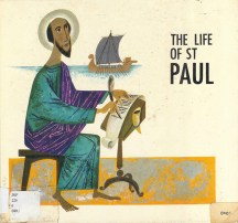 Cover of 'Life of St Paul' vintage children's book | H is for Home