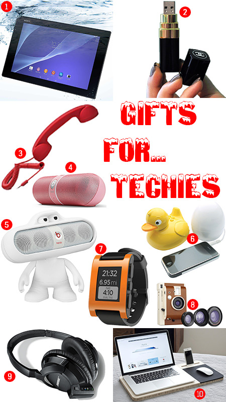 Selection of Christmas presents for techies  sc 1 st  H is for Home Harbinger & Gifts for... Techies - H is for Home Harbinger