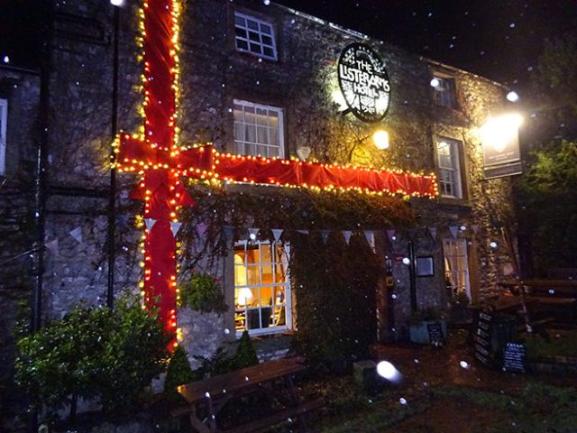 The Lister Arms Hotel, Malham, Yorkshire Dales | H is for Home