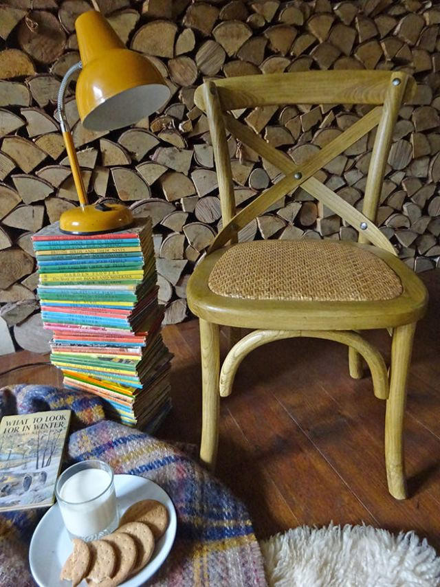 Child's elm chair from the Pampelune range from PIB | H is for Home