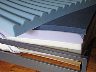 layers that make up a tweak mattress