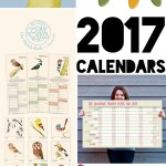 Christmas gifts of the day: 2017 calendars