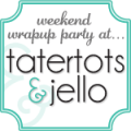 Tatertots & Jello Weekend Wrapup Party logo