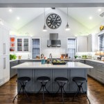 Get their look: American-style kitchen diner