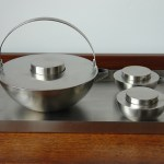 Blomus tea set