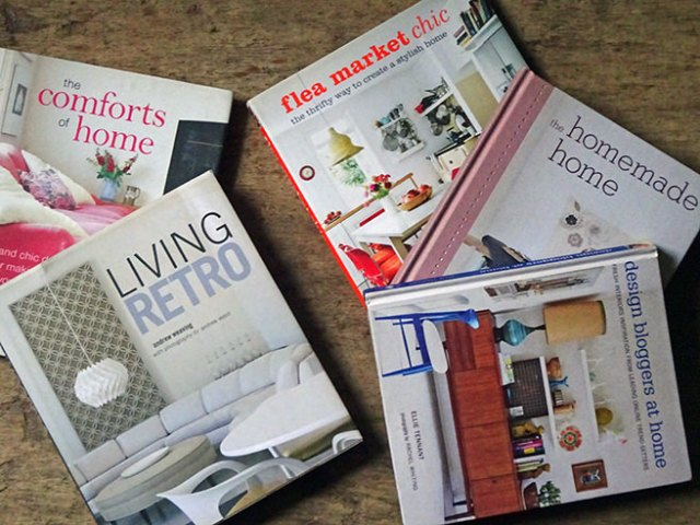 Bundle of books offered as a competition prize | H is for Home