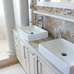 Selecting the perfect bathroom vanities for your bathroom