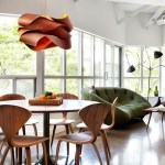 Get their look: Classic design lounge diner