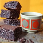 Cakes & Bakes: Coconut brownies