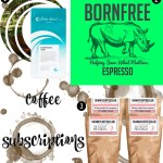 Price Points: Coffee subscriptions