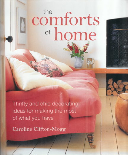 Cover of 'Comforts of Home' by Caroline Clifton-Mogg
