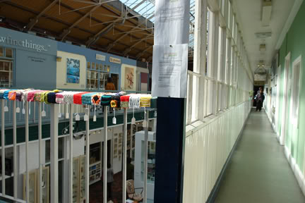 interior view of Manchester Craft & Design Centre