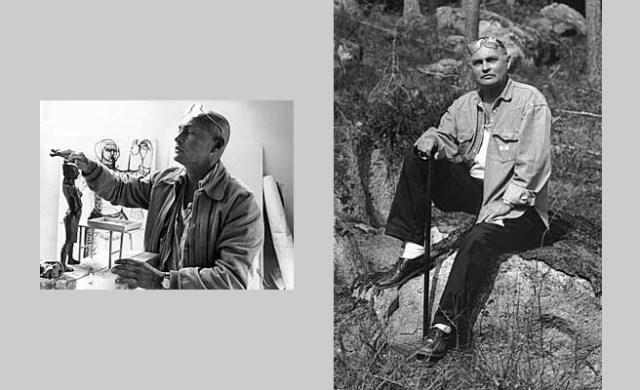 Erik Höglund portraits